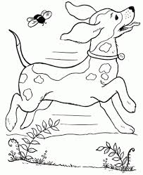 dog coloring pages printable intended to encourage to color an