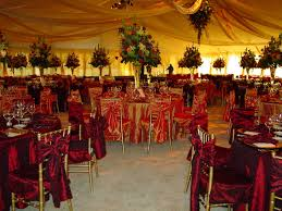 wedding flowers omaha wedding tent rental omaha country club reception