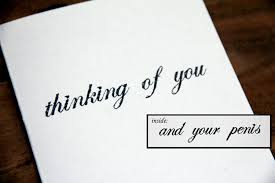 Just Because I Love You Quotes by Thinking Of You And Your Card Miss You Happy