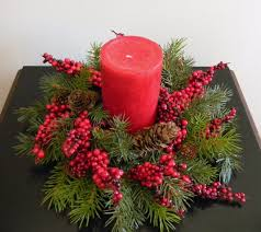 candle rings and wreaths jewelry