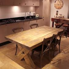 classic rustic farmhouse table add a touch class your home