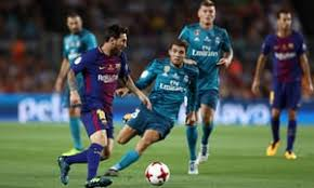 Real Madrid Barcelona 1 3 Real Madrid Cup Leg As It