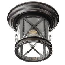 Porch Ceiling Light Fixtures Front Porch Light Lowe S 44 06 We Used This Same Light