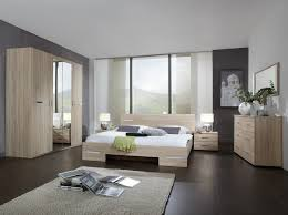 chambre complete adulte pas cher moderne chambre adulte complète contemporaine chêne chrome brillant anabelle