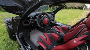 pagani huayra interior pagani huayra bc drive review with photos price horsepower and