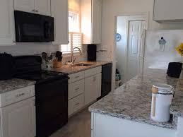 raised panel white cabinets maryland kitchen remodel