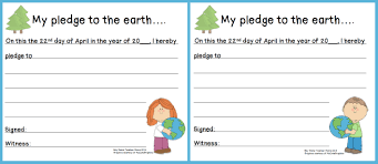 pledge cards template boy mama earth day pledge boy mama teacher mama