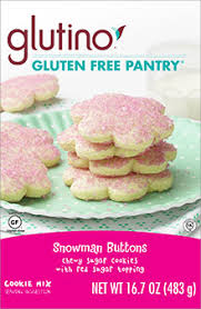 Glutino Toaster Pastry Glutino Snowman Buttons Sprinkled Sugar Cookie Mix Does Your