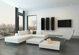 minimalist home interior design white corner sofa modern minimalist living room house dma homes