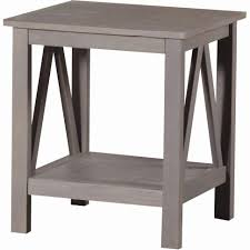 rustic wedge end table furniture wedge end table rustic industrial tables inspirational