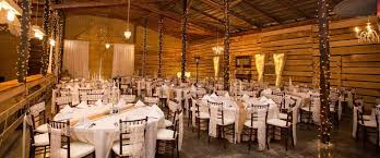 wedding receptions near me hocking weddings barn at creek throughout