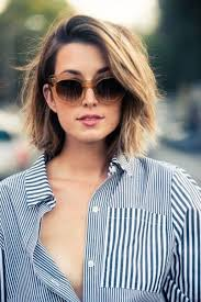 ways to style chin length hair the best bob for a pear shaped face hair world magazine