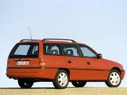 opel astra caravan specs 1994 1995 1996 1997 1998