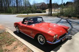 1962 corvette photos customers 1962 corvette d m restoration