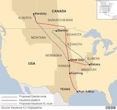 keystone xl pipeline map backs keystone xl and dakota access pipelines