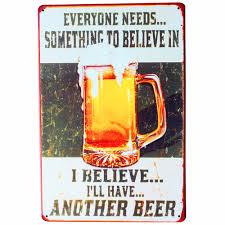 aliexpress com buy retro plaque drink beer metal tin sign home aliexpress com buy retro plaque drink beer metal tin sign home bar pub club wall decor art poster painting decorative plates 30 20cm mix order a113 from