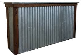 bar rentals corrugated metal bar 100 available in boston from new