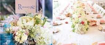 fleurs mariage fleurs 10 idées pour décorer mariage avec des hortensias