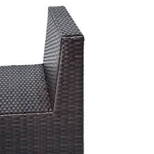 Wicker Patio Furniture Sets Walmart - premier 3 piece outdoor wicker patio furniture set 03a walmart com