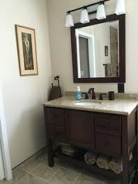 Oil Rubbed Bronze Bathroom Mirror by Another Bertch Bath Vanity Mirror And Kichler Lighting