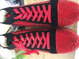 2018 christian louboutin mens shoes wholesale sneakers on sale