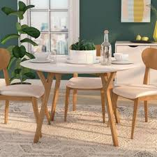 Contemporary Dining Room Tables And Chairs by Modern U0026 Contemporary Kitchen U0026 Dining Tables You U0027ll Love Wayfair