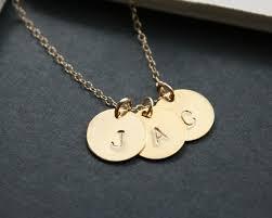 necklace with initials necklace with initials inner voice designs