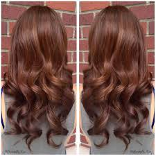 Hair Colors For Mixed Skin Tones Warm Chestnut Brown Hair Color For My Beautiful Bride The
