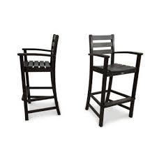 Patio Bar Furniture by Trex Outdoor Furniture Outdoor Bar Stools Outdoor Bar