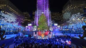 christmas tree lighting near me rockefeller center christmas tree guide plus what to do nearby