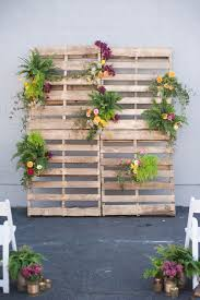 wedding backdrop on a budget for a low budget construction challenged wedding backdrop i e