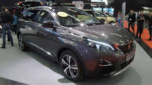 peugeot green peugeot 5008 compilation 2 grey and green gt line walkaround