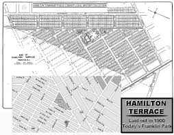 Plat Map Definition Tom Glover U0027s Hamilton Library Scrapbook Local History With A