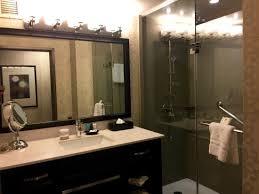 Bathroom With Shower Only Bathroom With Shower Only Picture Of Crowne Plaza Costa Mesa