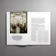 layout en español como se escribe ling by santos henarejos via behance editorial pinterest