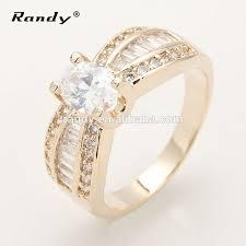 wedding ring names fashion gold silver wedding ring name design lucky cz diamond