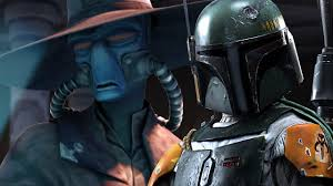 star wars the clone wars was going to have a boba fett cad bane