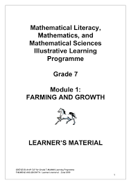 mathematical literacy mathematics and mathematical sciences illustr u2026