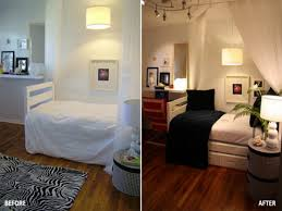 small bedroom makeovers sensational design ideas 18 9 tiny yet