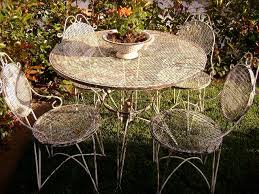 Vintage Bistro Table And Chairs 25 Best Mini Garden Images On Pinterest Mini Gardens Balcony