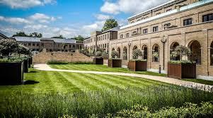 bentley college campus bentley priory landscape architect lla
