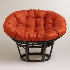 Summer Chair Cushions Papasan Chair Cushions Stool Frames World Market