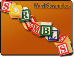 word scramble maker