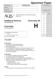 Cashier Objective Resume Examples by Aqa Chem W Sqp 2 H