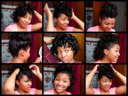 simple hairstyles for relaxed hair 7 easy hairstyles for relaxed hair styles for curled hair