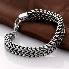 metal mens bracelet images Twisted men bracelet premium accessorieson jpg