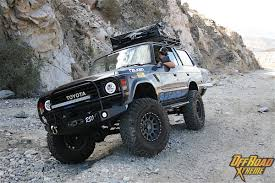 land cruiser off road sea to sema driving an fj60 land cruiser from san diego to las