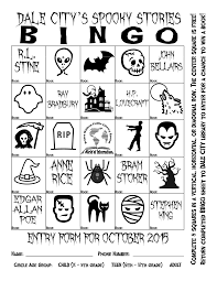 fourth bookbingo october 2015 books book bingo library
