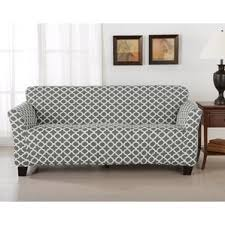 cotton sofa slipcovers sofa slipcovers you u0027ll love wayfair