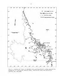 Atlantic Salmon Angled Catch and Effort Data Newfoundland and